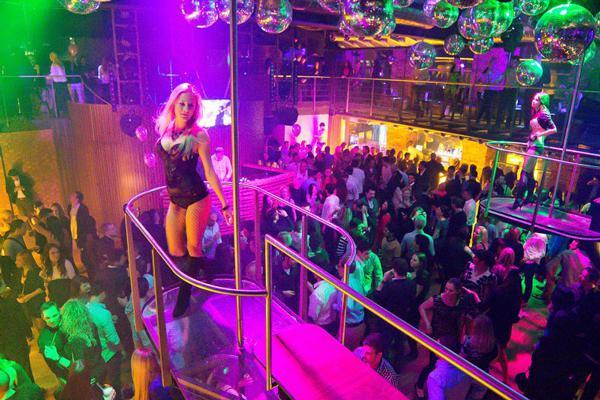Tour de bars et clubs de Prague